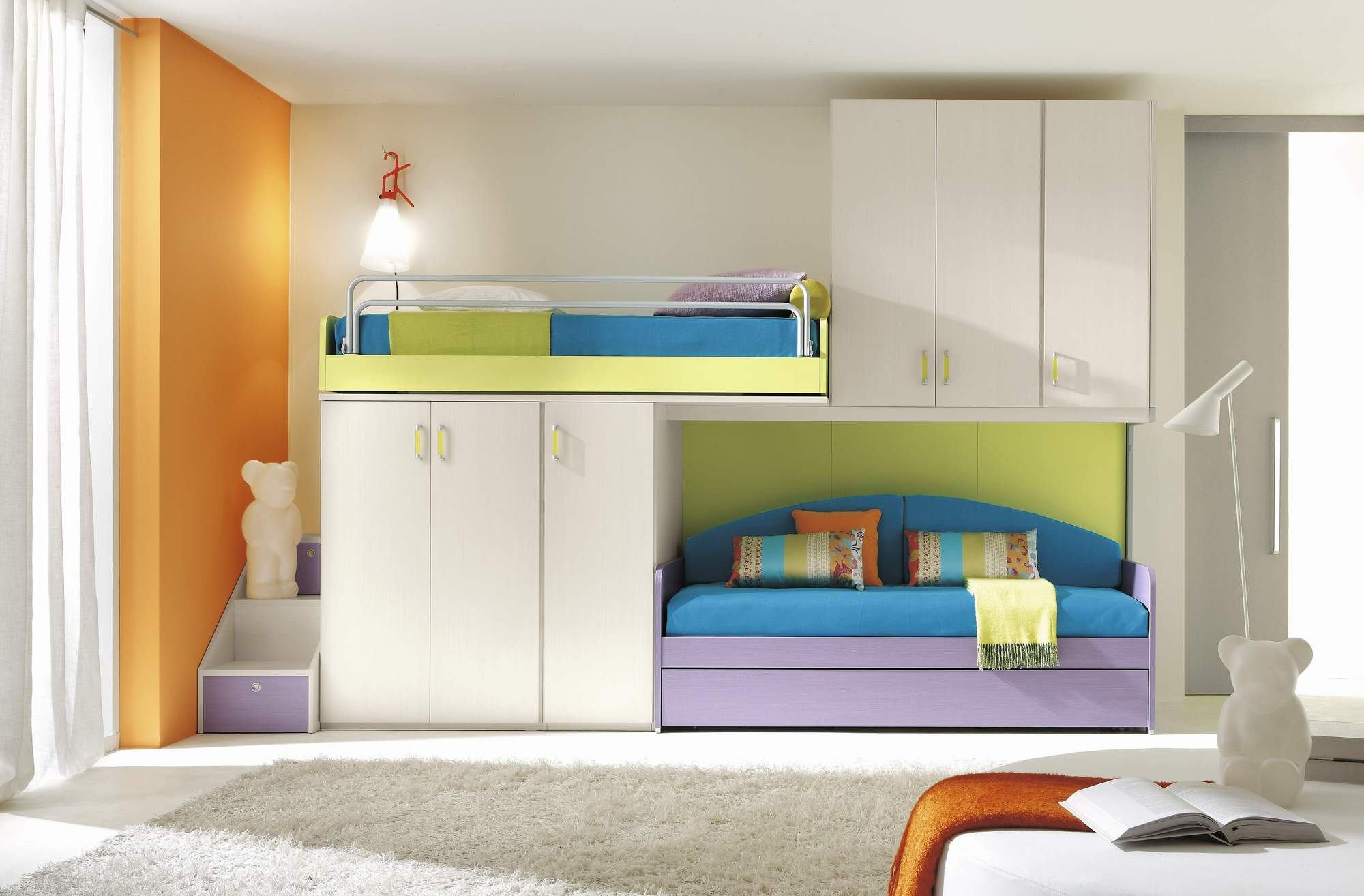 Soluzioni Arredo Camere Ragazzi furlan | ama mobili