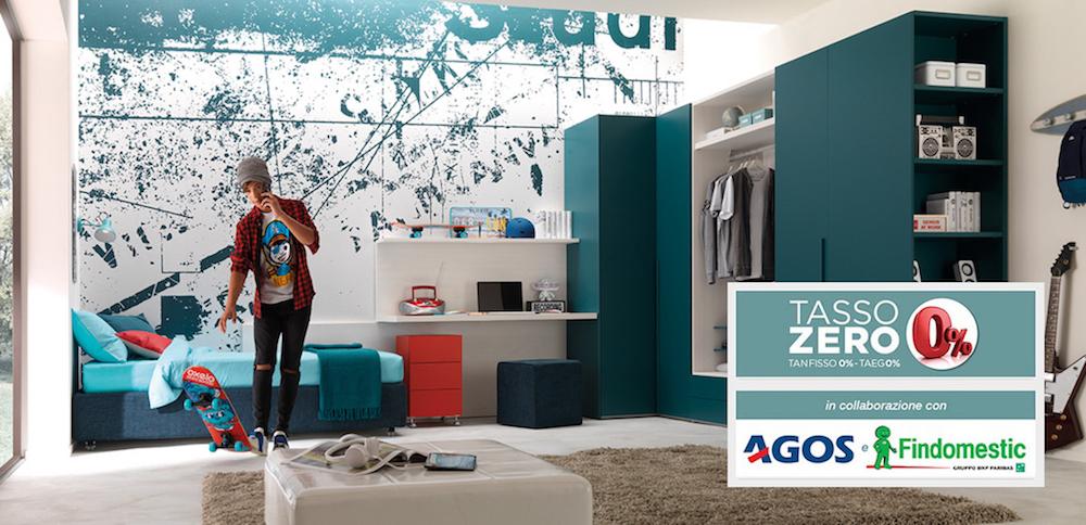 Nuove promozioni per le camerette Moretti Compact | Ama Mobili